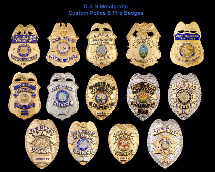 Buy Police Officer Badges Holder | Wallets for Sale New Mexico